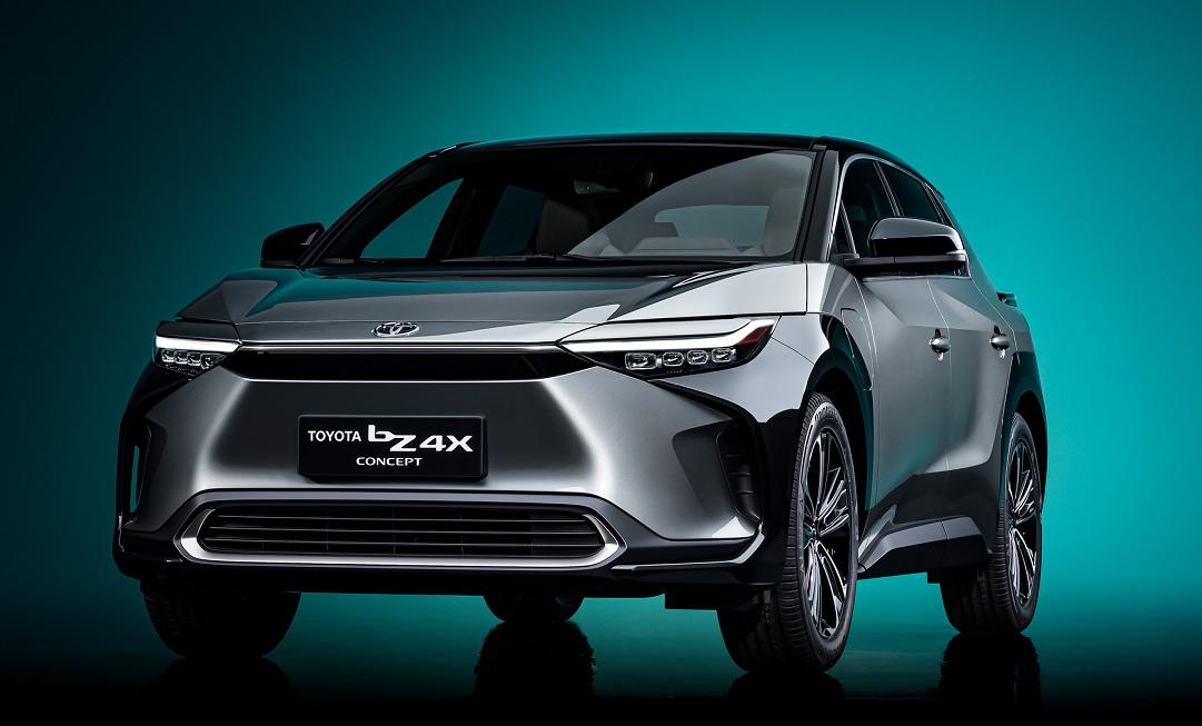 Video: Toyota reveló la bZ4X Concept en Shanghai