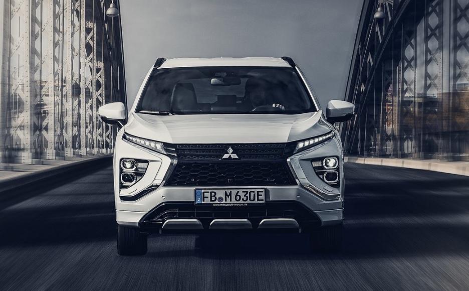[Auto Show de Shanghai] Mitsubishi dio un adelanto de su nueva eSUV, Airtrek