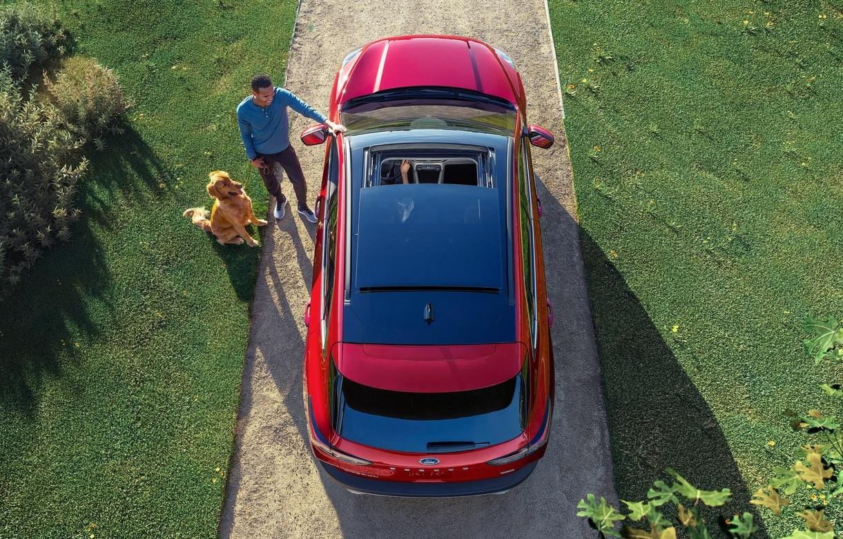 Autos con techo panorámico 4