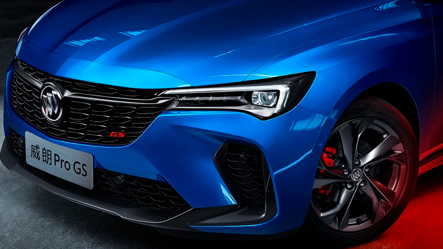 El Buick Verano Pro solo estaría disponible en el mercado chino