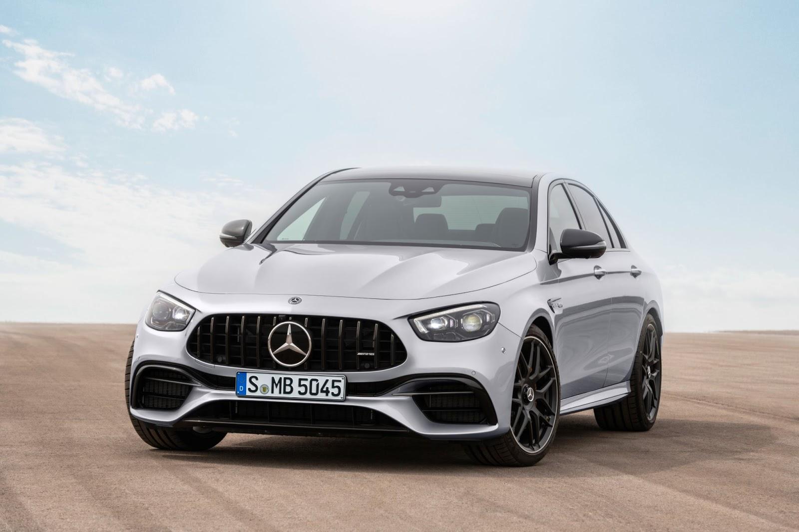 Mercedes-Benz Clase E en venta 4