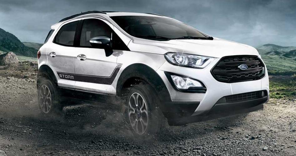 Ford EcoSport precio 3
