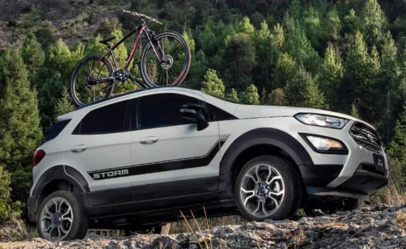 Ford EcoSport precio 5