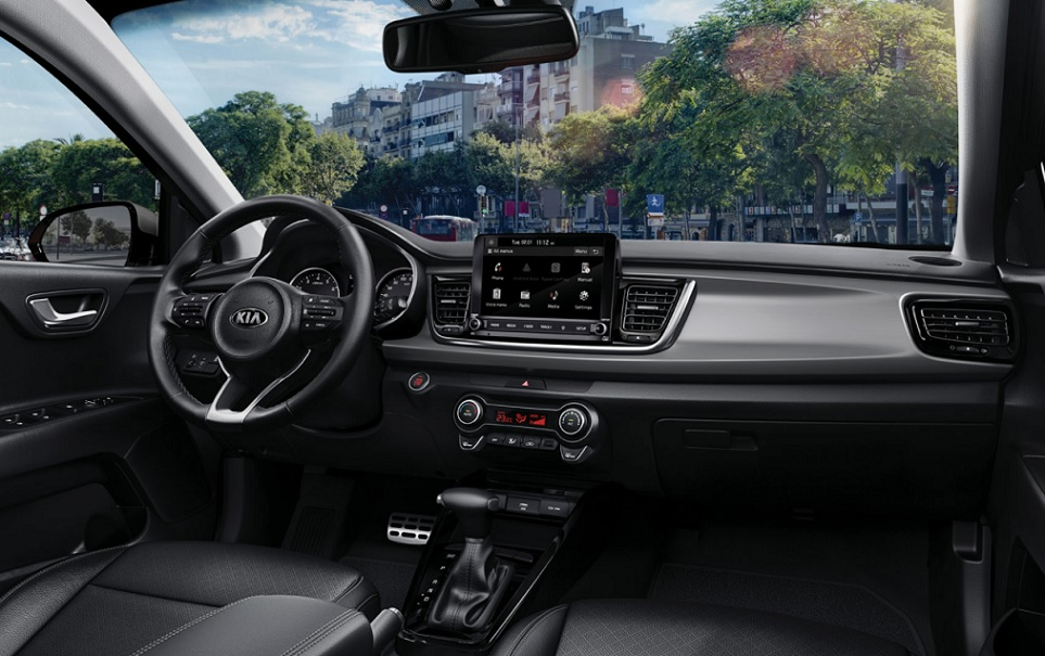 Comparativa: FIAT Argo HGT 2021 vs Kia Rio Hatchback EX Pack AT 2021