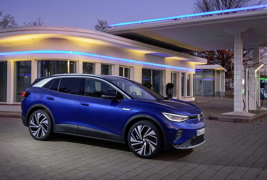 La Volkswagen ID.4 fue nombrada World Car of The Year
