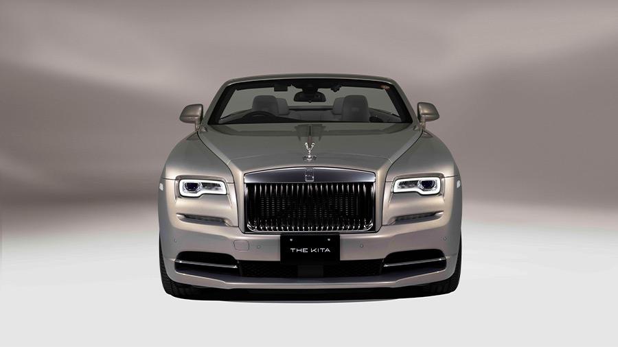 Kengo Kuma debutó en la industria automotriz con este trabajo de personalización