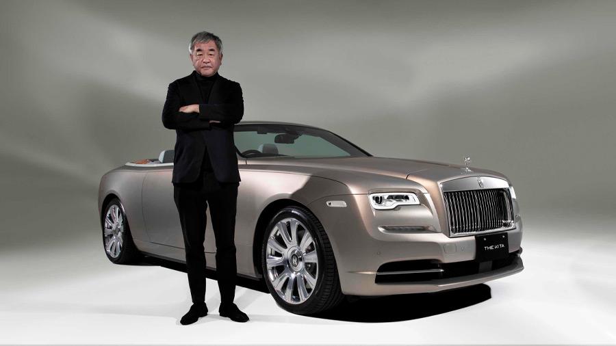 Kengo Kuma es uno de los arquitectos más respetados de todo el mundo