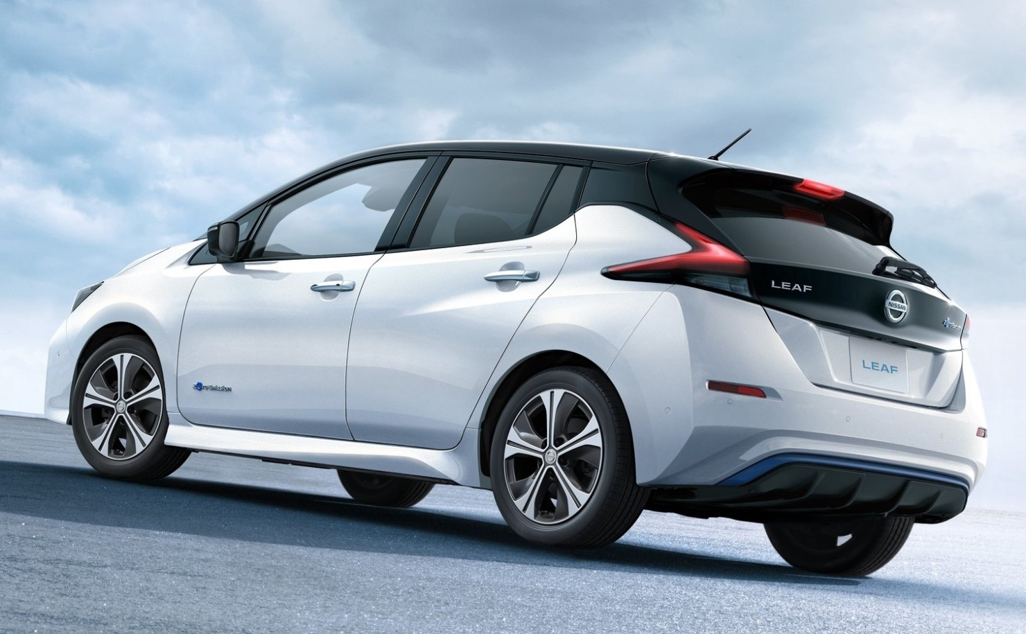 Nissan Leaf 2021 Reseña 1