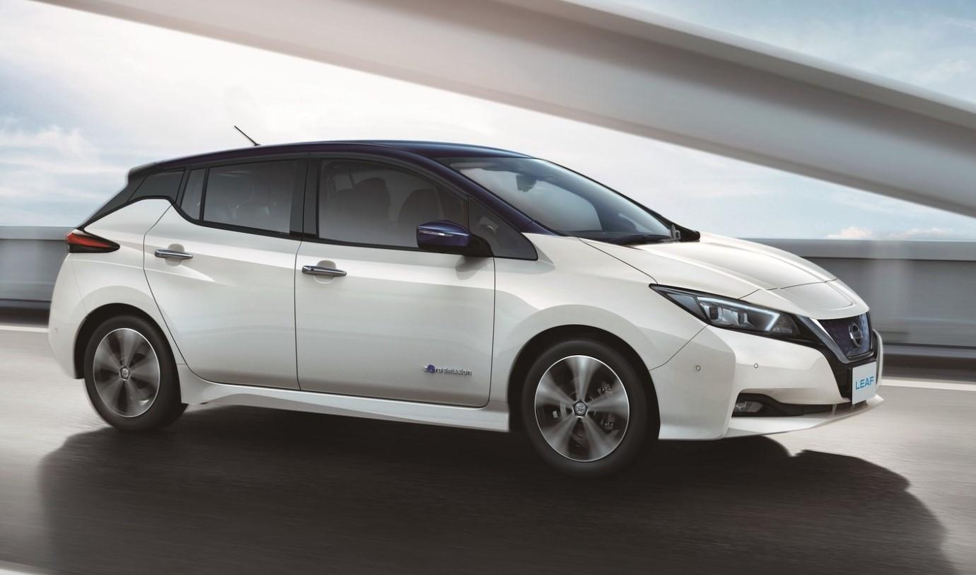 Nissan Leaf precio 7