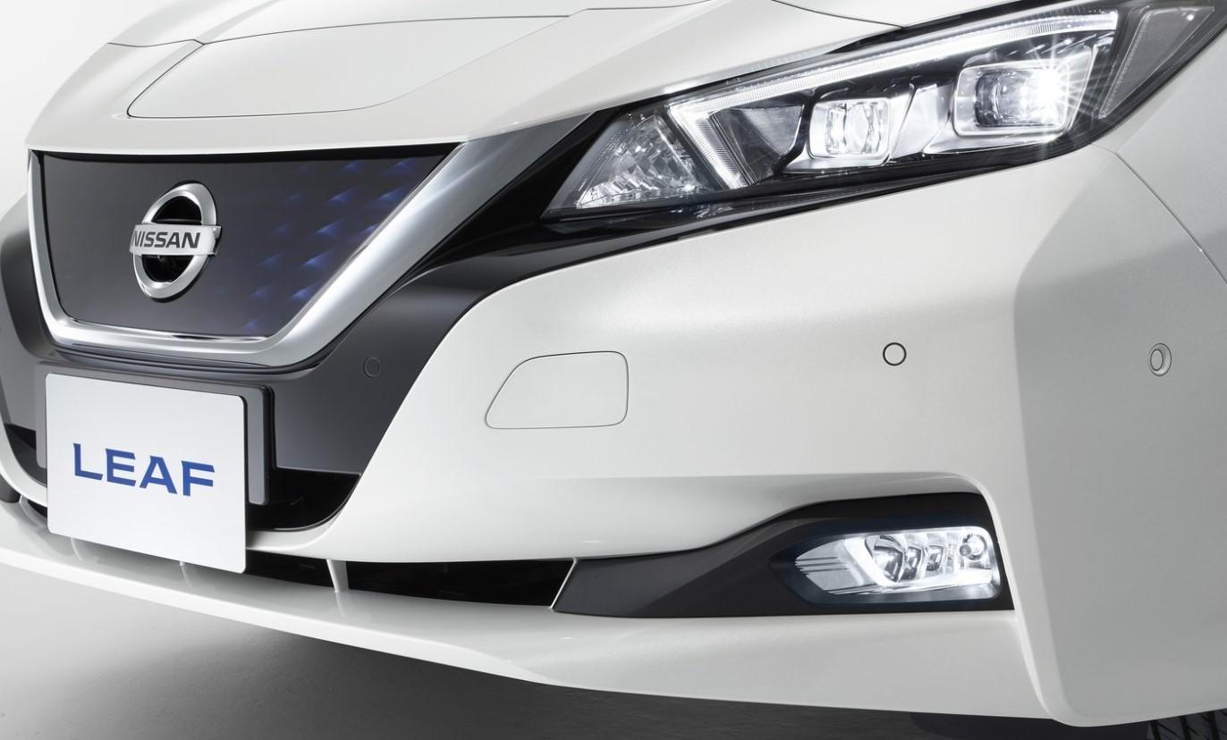 Nissan Leaf 2021 Reseña 11