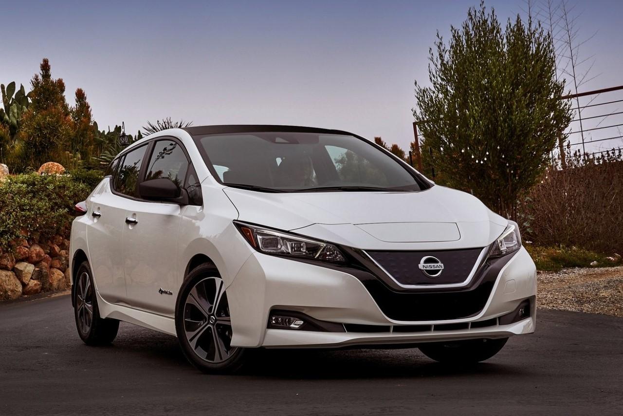 Nissan Leaf 2021 Reseña 2