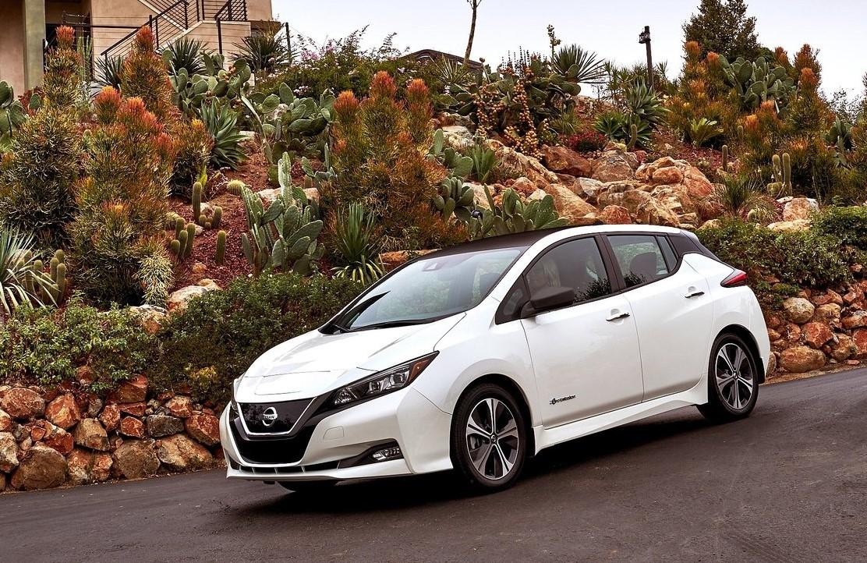 Nissan Leaf 2021 Reseña 4