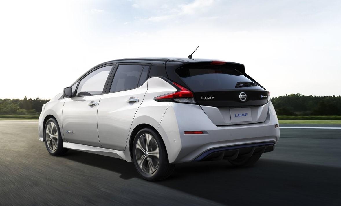 Nissan Leaf 2021 Reseña 3
