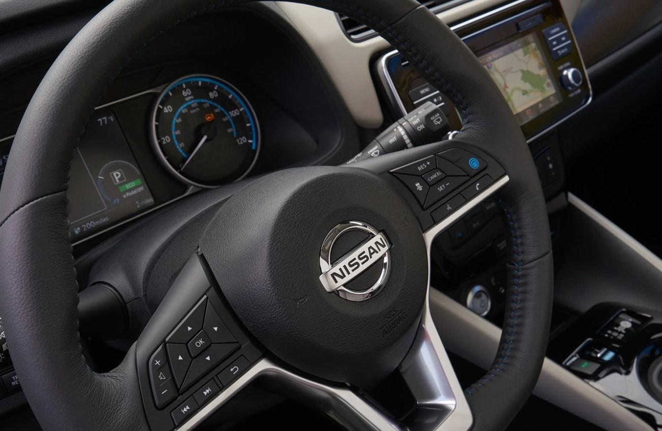 Nissan Leaf 2021 Reseña 5