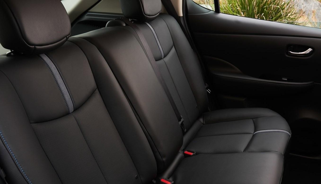 Nissan Leaf 2021 Reseña 9