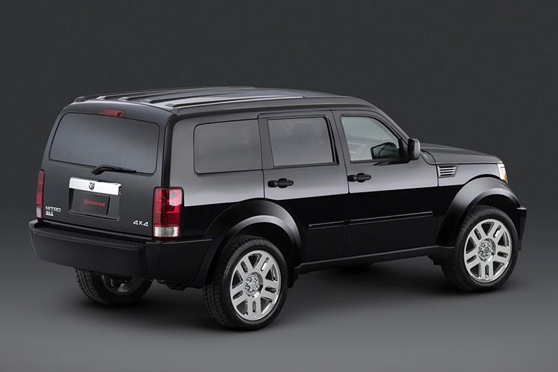 Dodge Nitro en venta 3