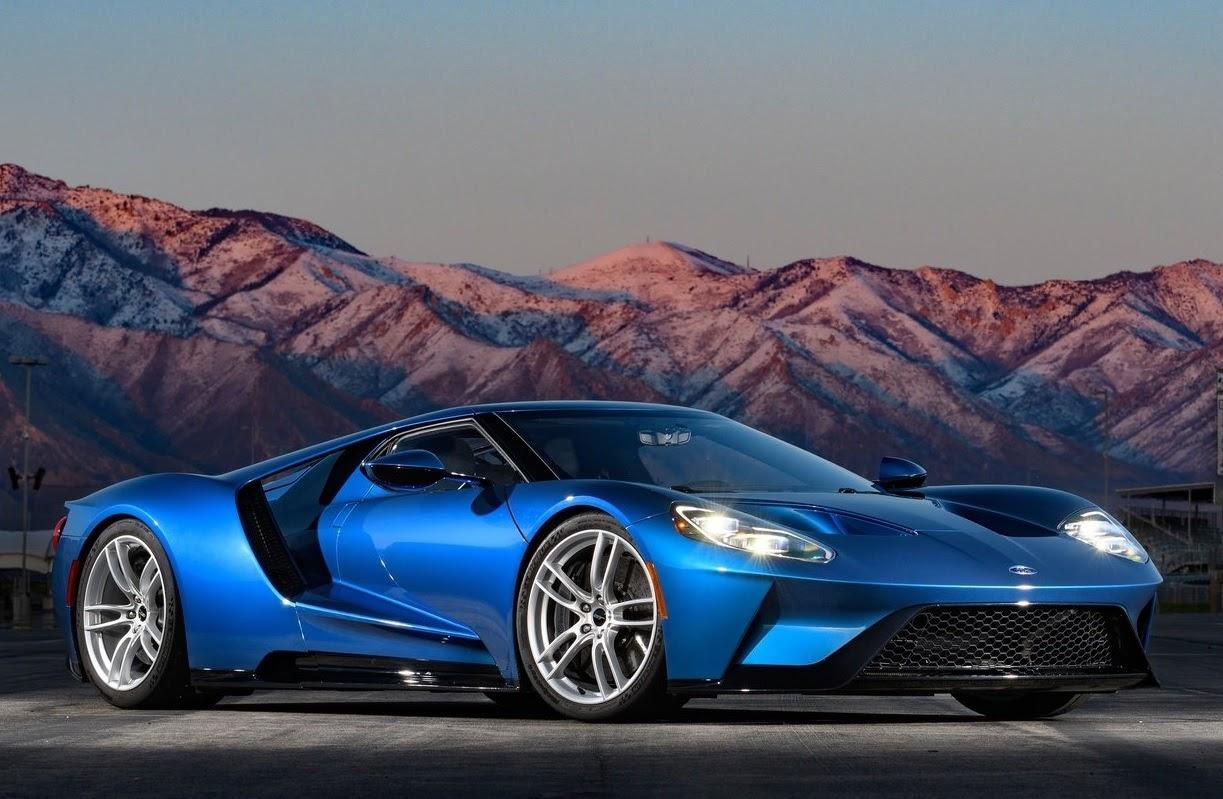 Ford GT en venta 2