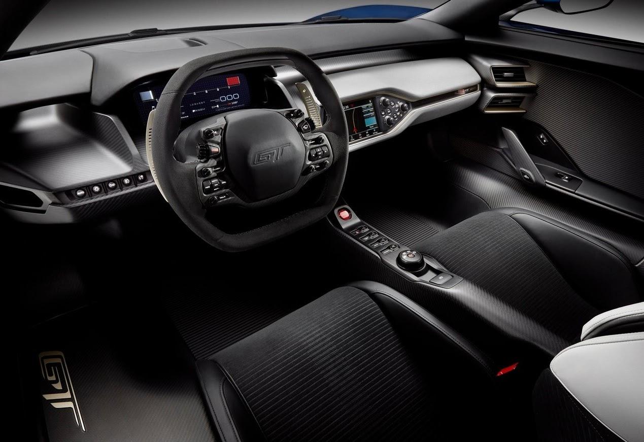 Ford GT en venta 4