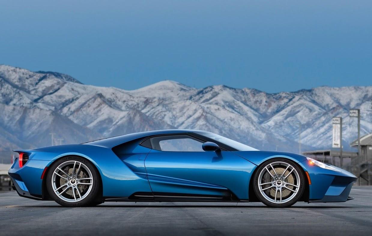 Ford GT en venta 5