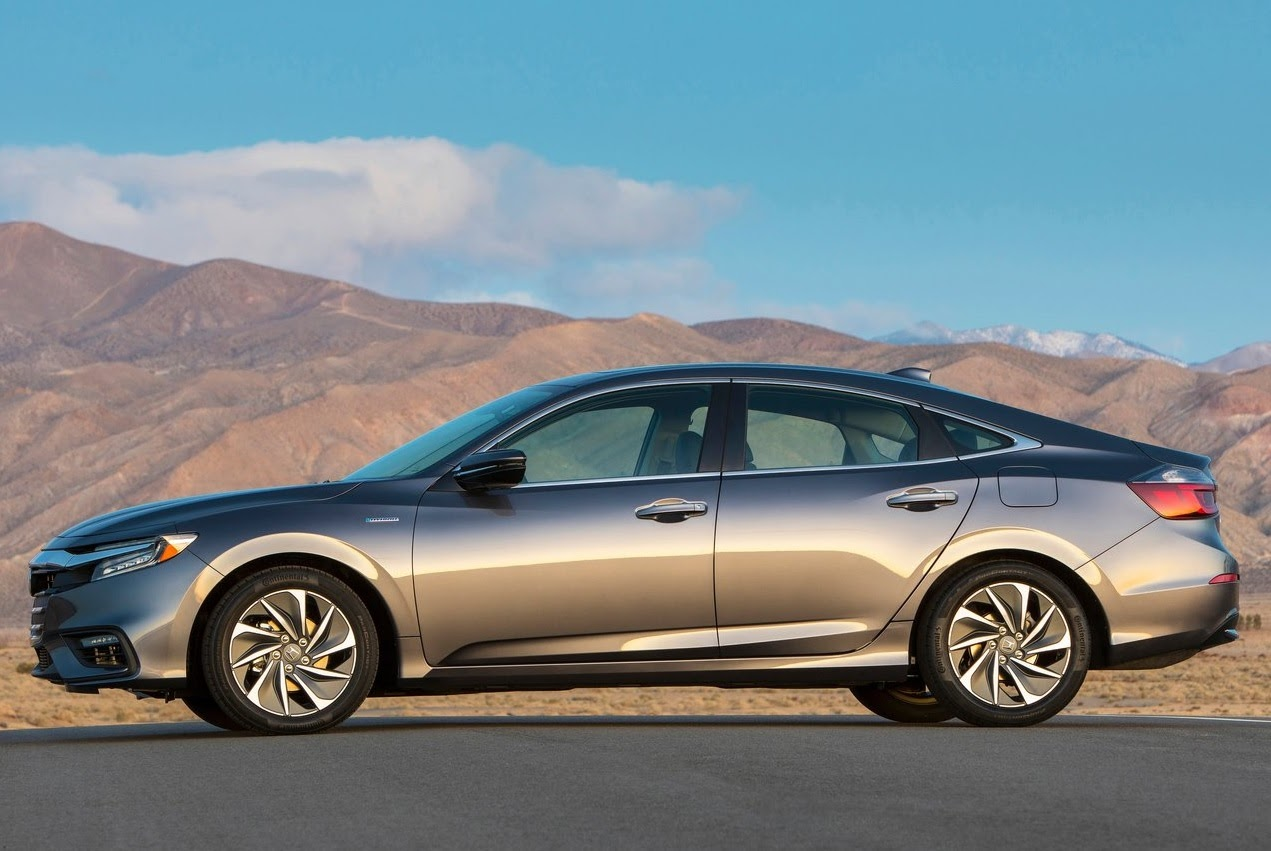 Honda Insight en venta 4