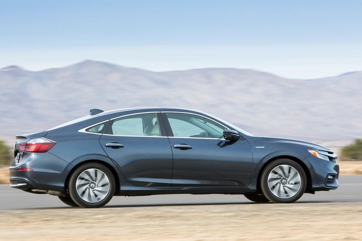 Honda Insight en venta 5