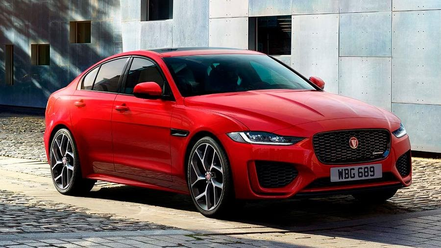 Jaguar XE en venta 1
