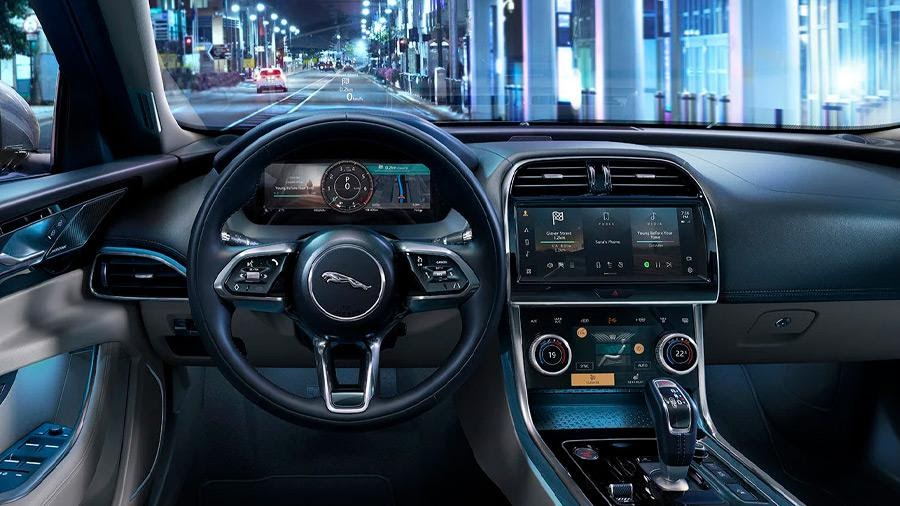 Jaguar XE en venta 2