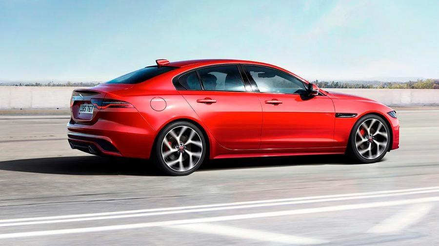 Jaguar XE en venta 3