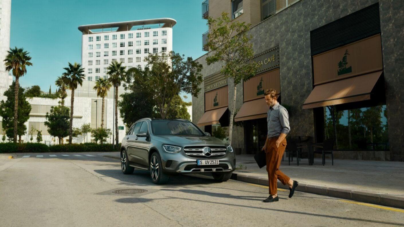Mercedes-Benz Clase GLC en venta 1
