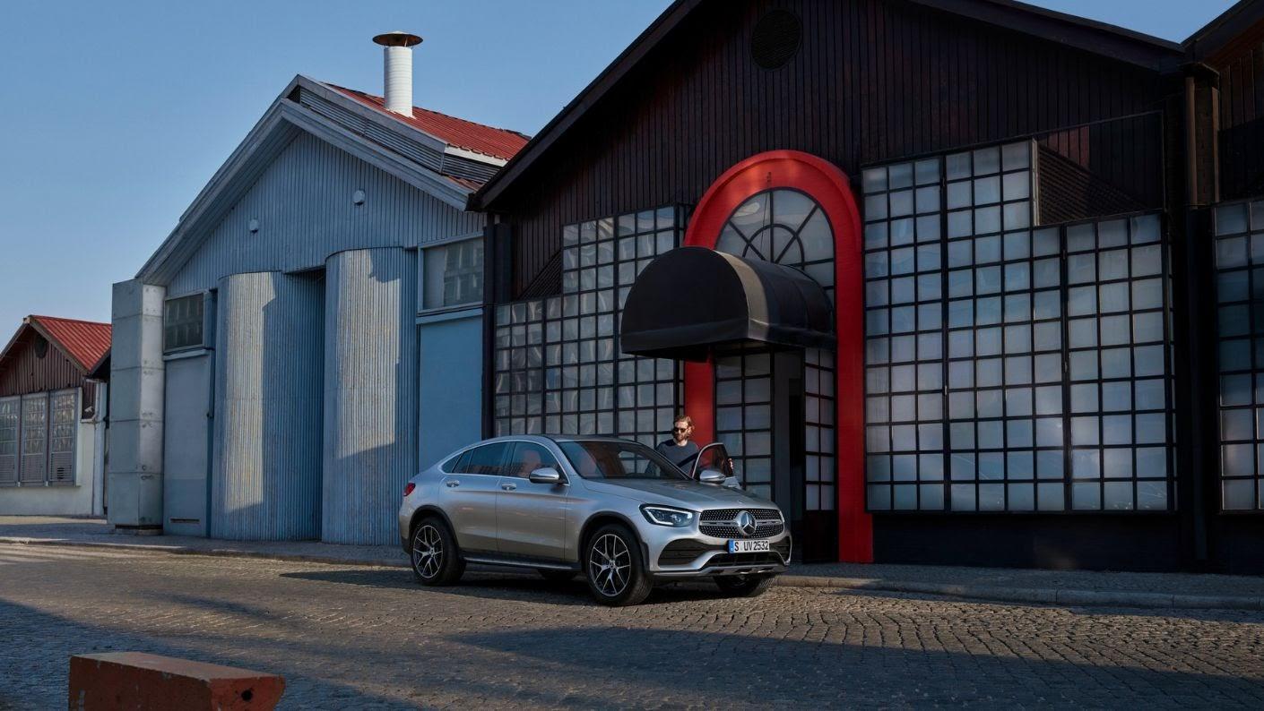 Mercedes-Benz Clase GLC en venta 2