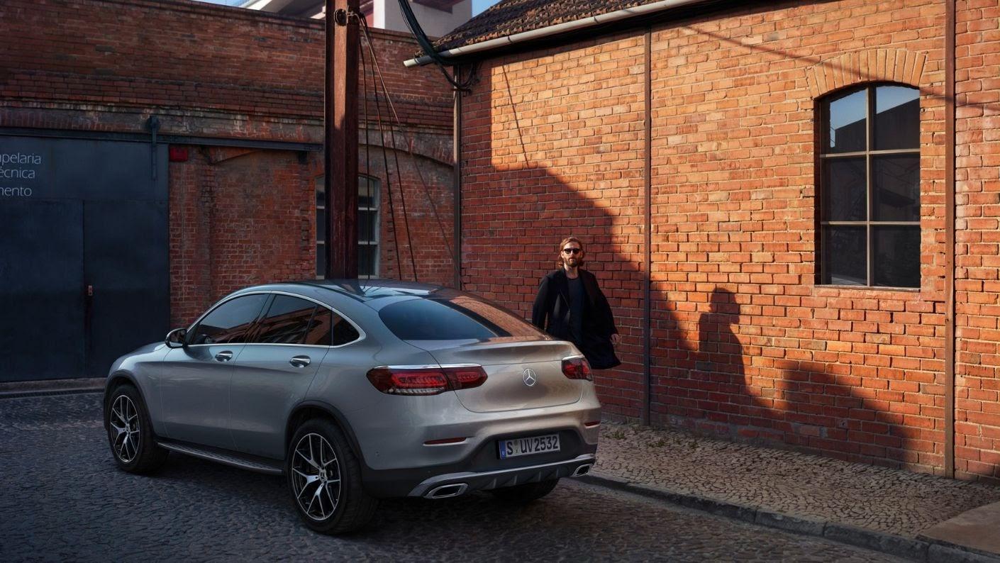 Mercedes-Benz Clase GLC en venta 3