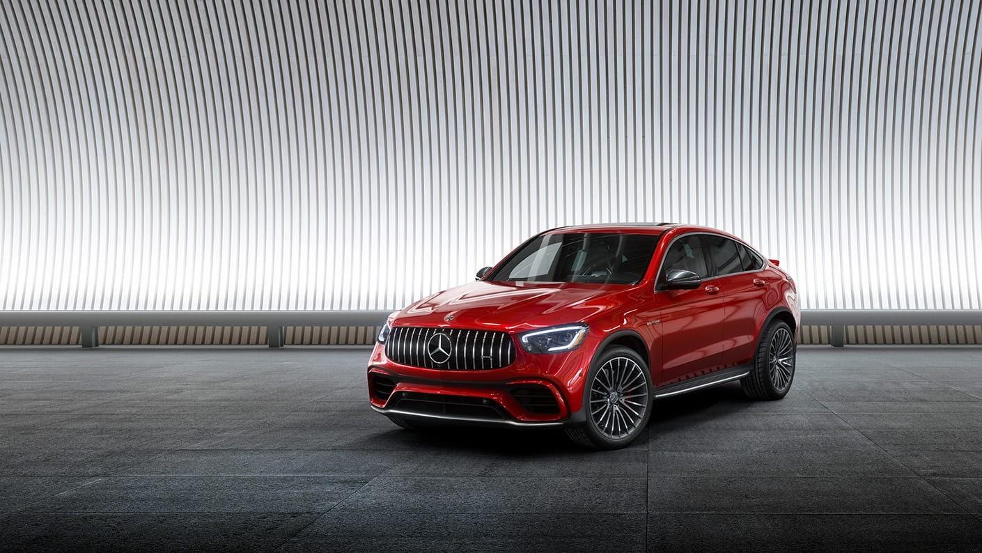Mercedes-Benz Clase GLC en venta 4