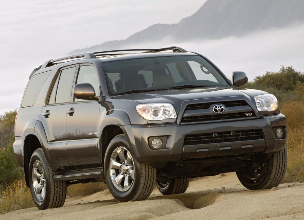 Toyota 4Runner en venta 1