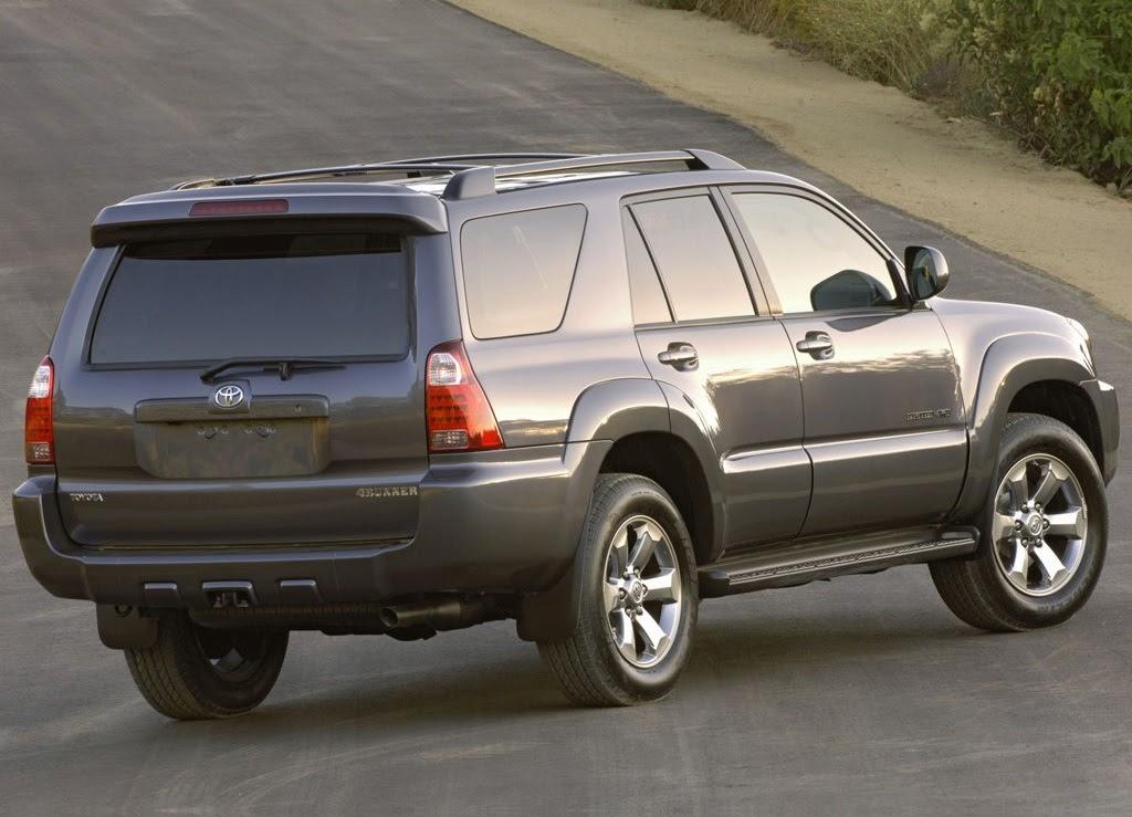 Toyota 4Runner en venta 4