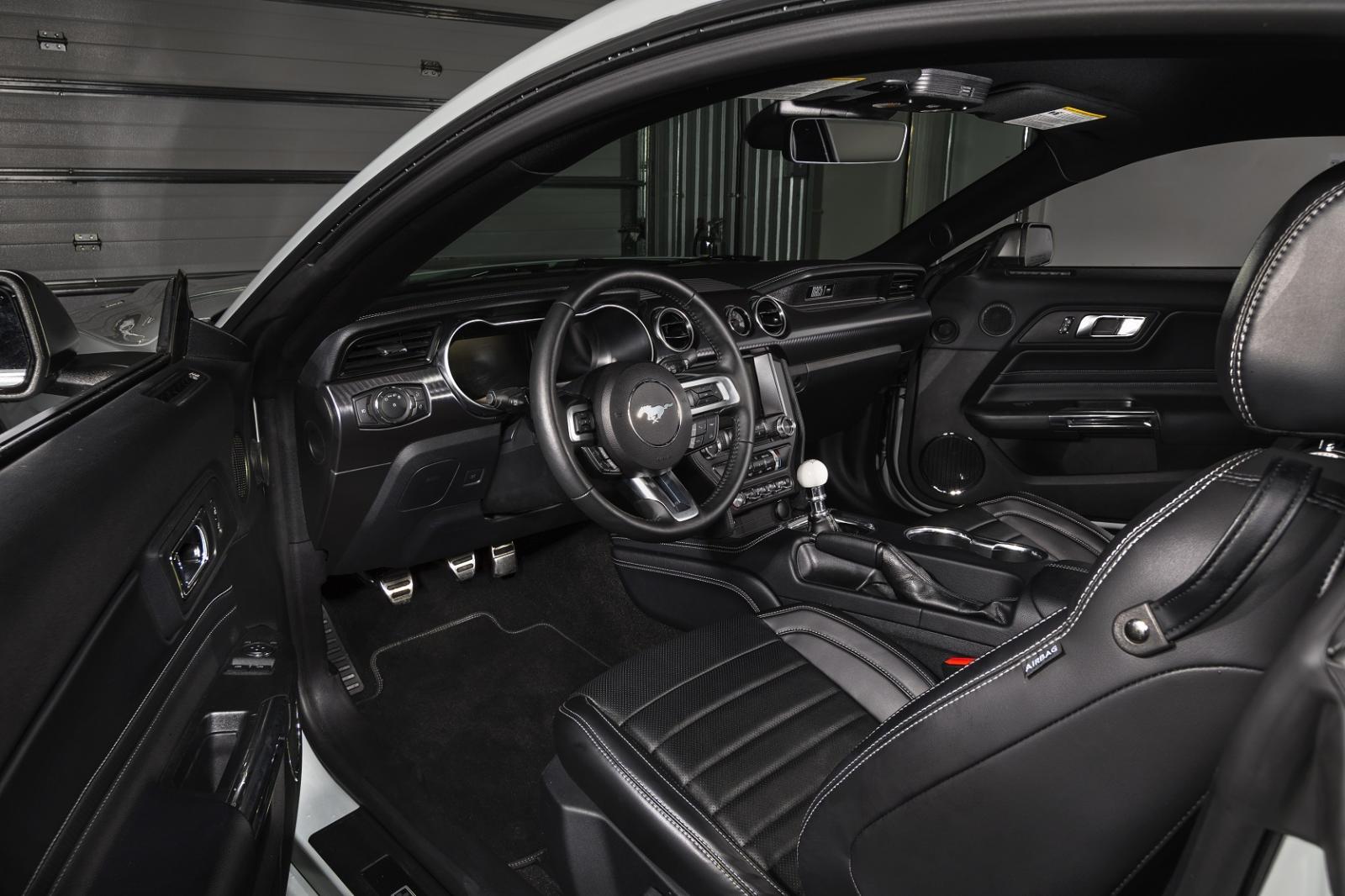 Ford Mustang precio 6