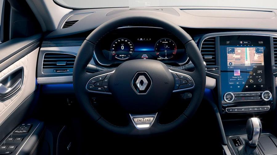 El presidente de Renault, Luca de Meo, fue quien reveló las mejoras en materia de seguridad
