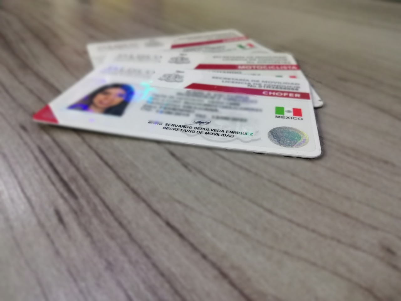 licencia de conducir Jalisco 1