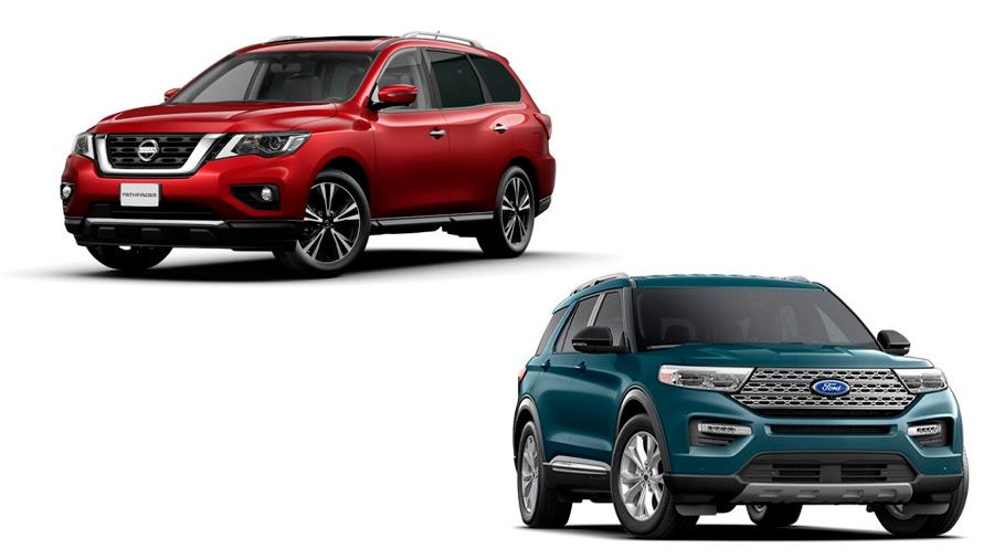 Nissan Pathfinder precio 7