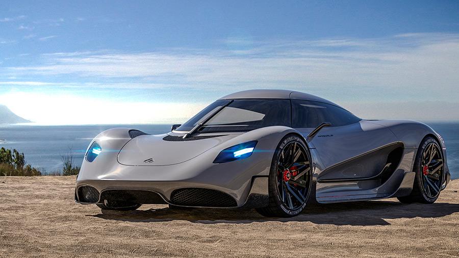Promete competir contra los superdeportivos eléctricos más rápidos
