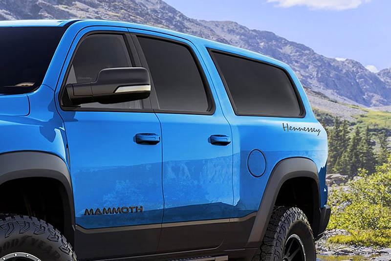 Hennessey Mammoth 1000 SUV