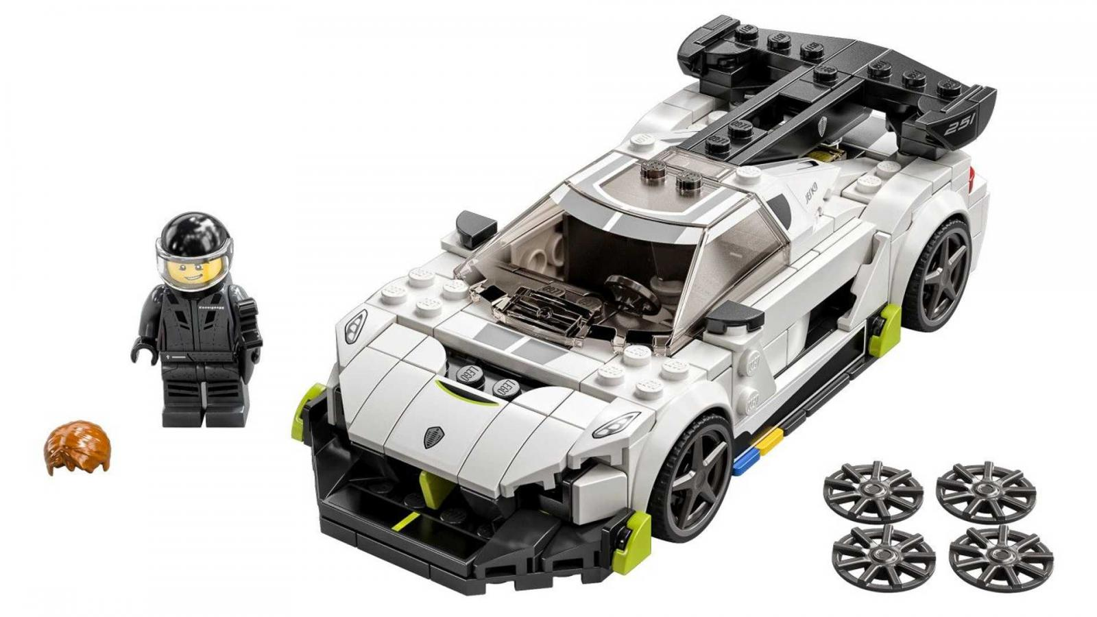 Lego Koenigsegg Jesko,