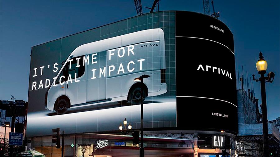Arrival es una empresa relativamente nueva, ya que fue fundada en 2015