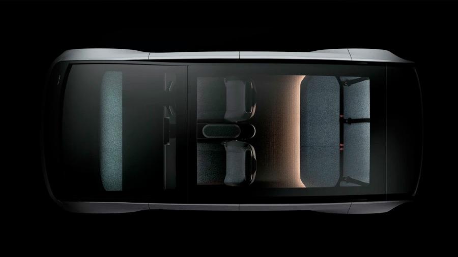 El Arrival Car tendrá varias características que la marca ya integró a sus autobuses y vans eléctricas