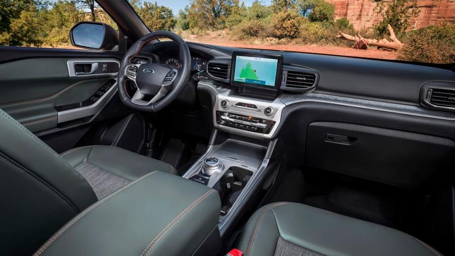 Los asientos delanteros tienen sistema de calefacción