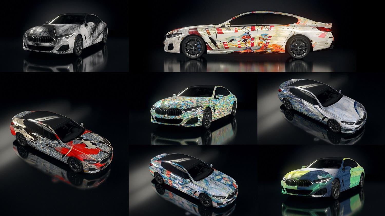 BMW Ultimate AI Masterpiece