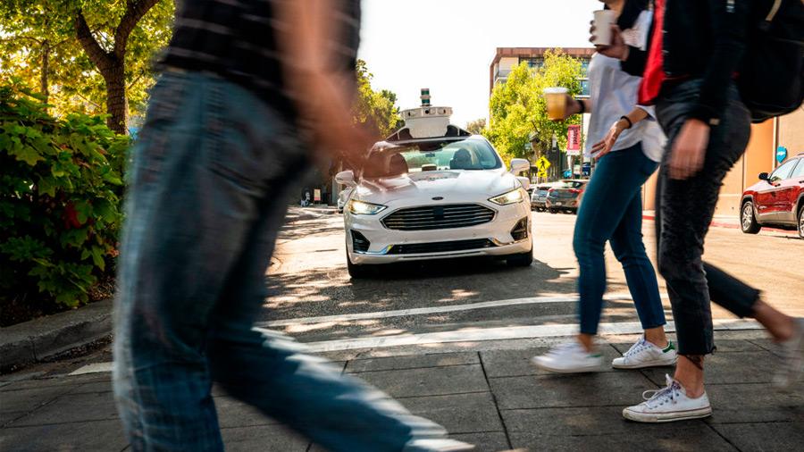 Ford y Volkswagen figuran entre los principales inversores de Argo AI