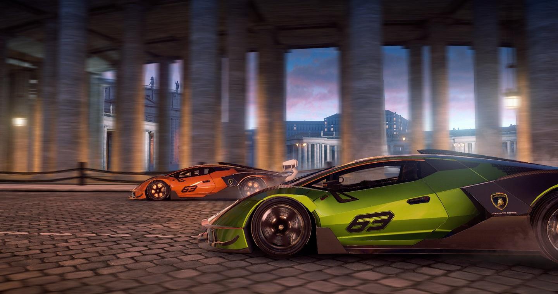 Lamborghini Essenza SCV12 Challenge