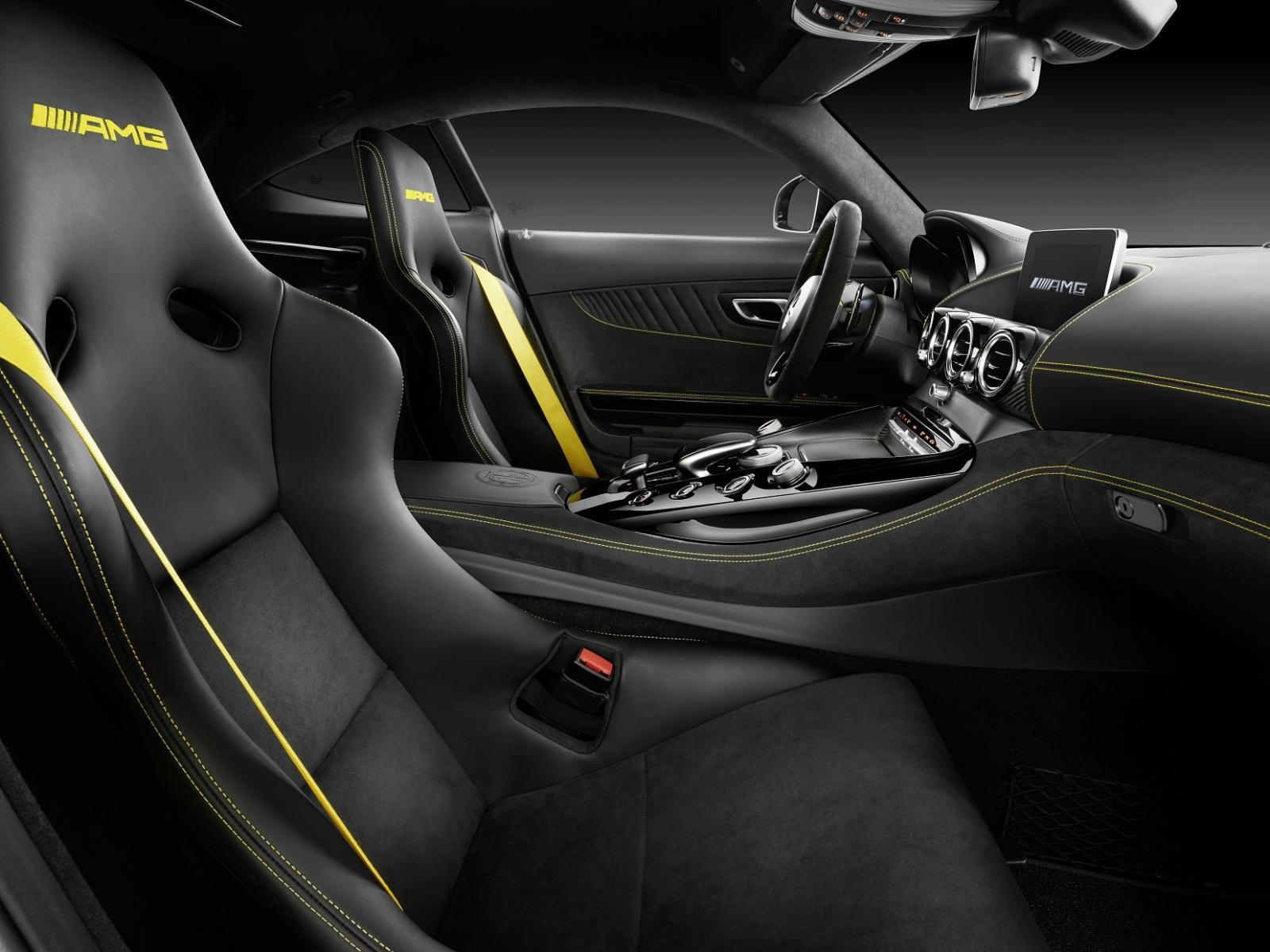 Mercedes-AMG GT precio 9