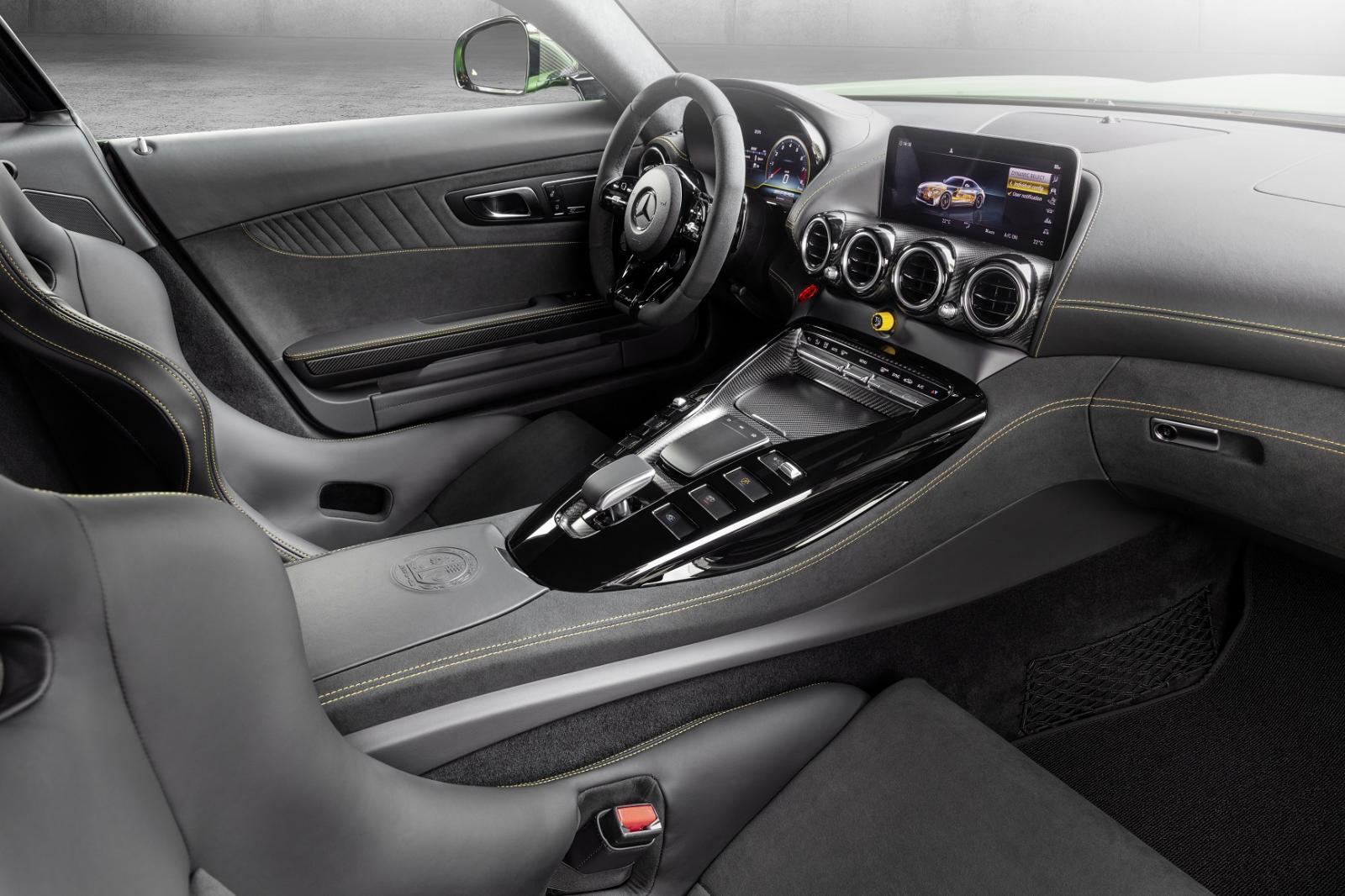 Mercedes-AMG GT precio 5