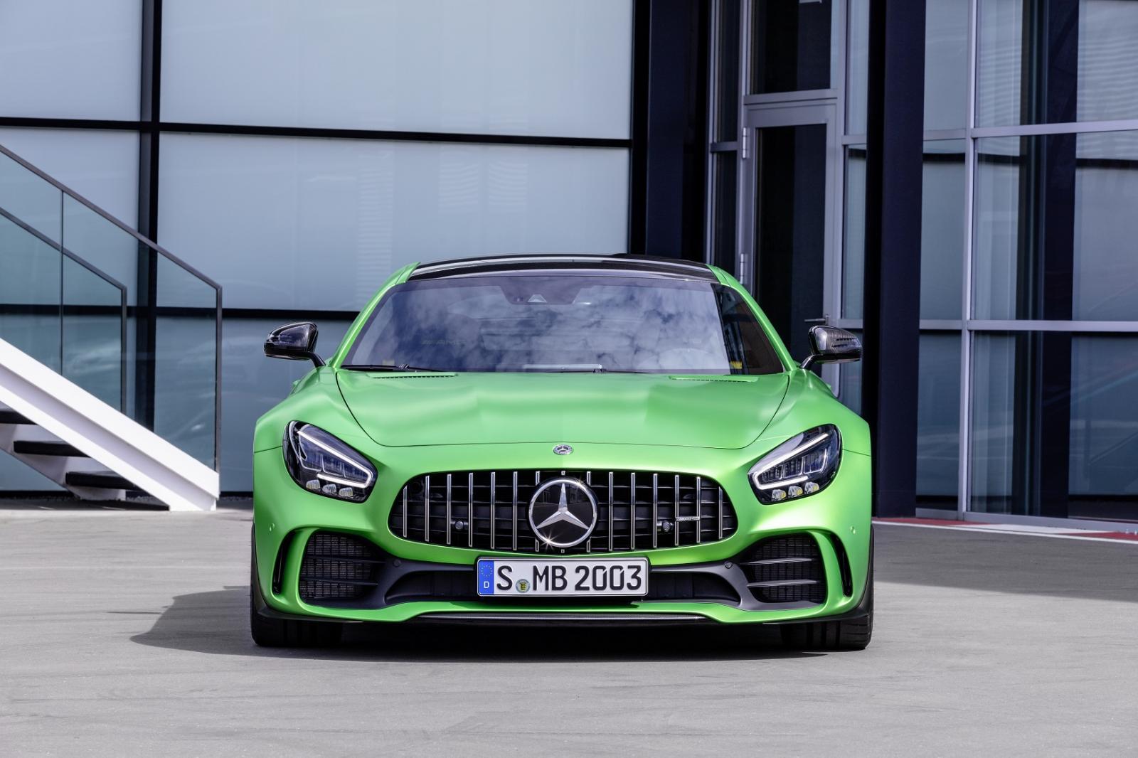 Mercedes-AMG GT precio 1